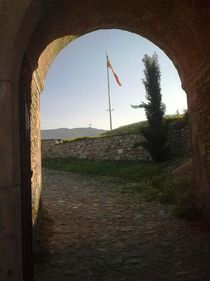 Entrance into the Fortress
